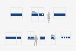 identity – basiq design agency, trieste