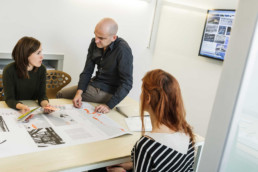 studio – basiq design agency, trieste
