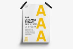 poster – basiq design agency, trieste