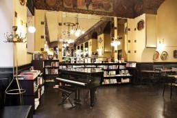 library – basiq design agency, trieste