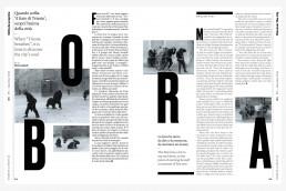 magazine – basiq design agency, trieste