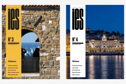 cover magazine – basiq design agency, trieste